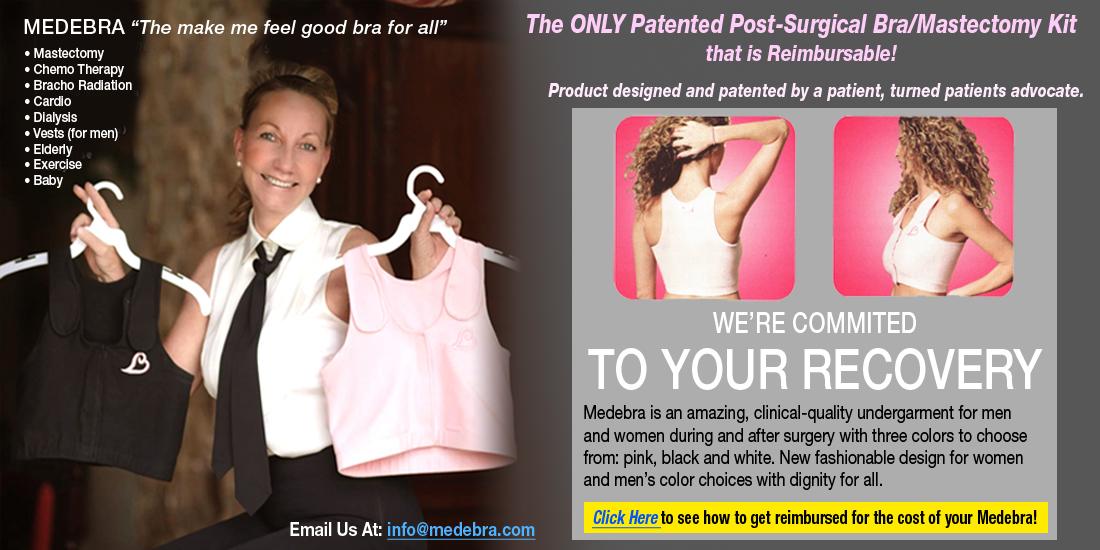Bra breast cancer mastectomy