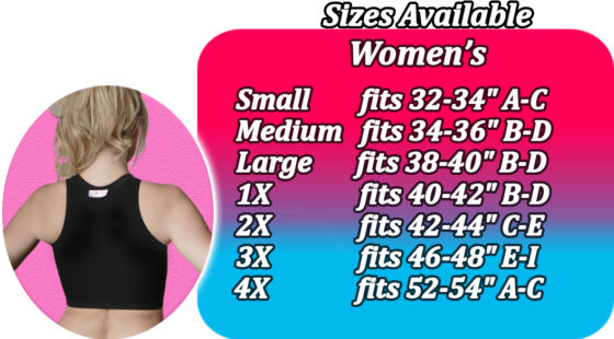 Sizes-Womens
