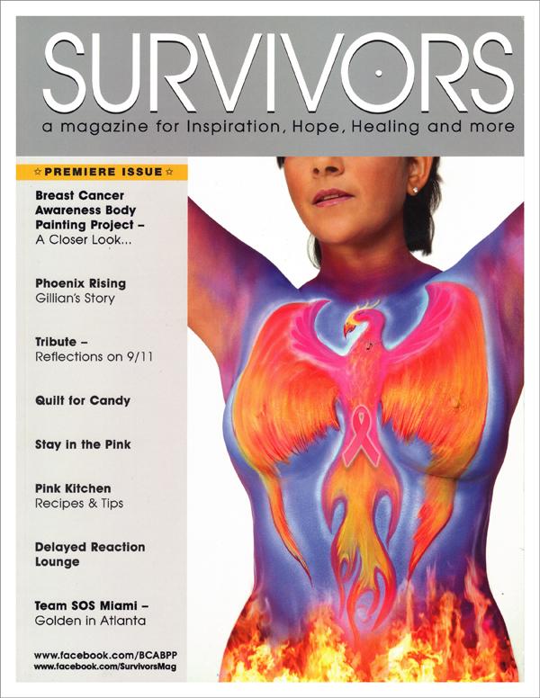 Survivors Magazine Medebra Florida Breast Cancer
